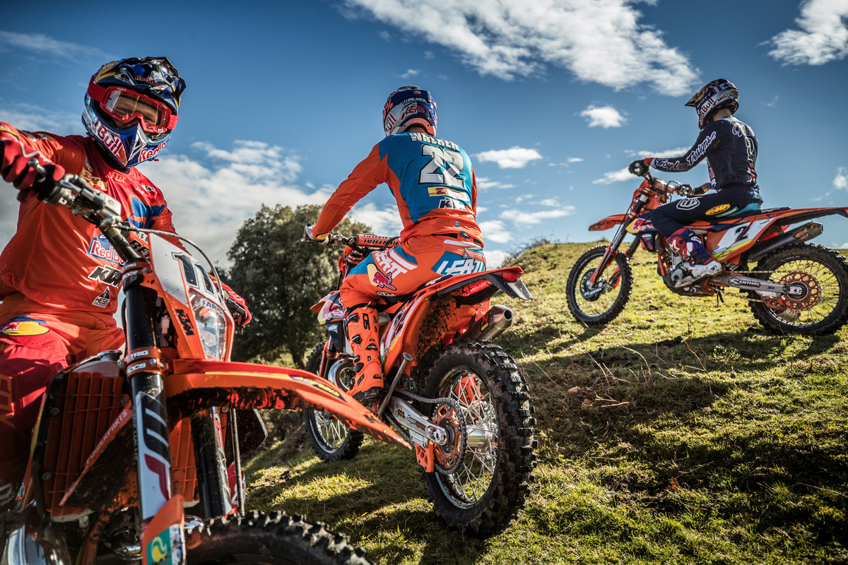 World Enduro Super Series 2018: KTM gotowy do rywalizacji
