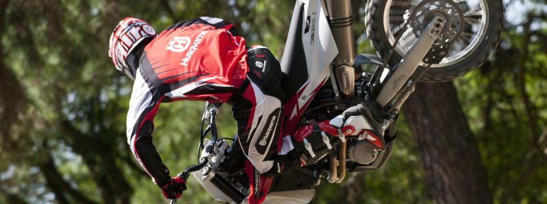 Motocrossowcy są dobrzy w enduro