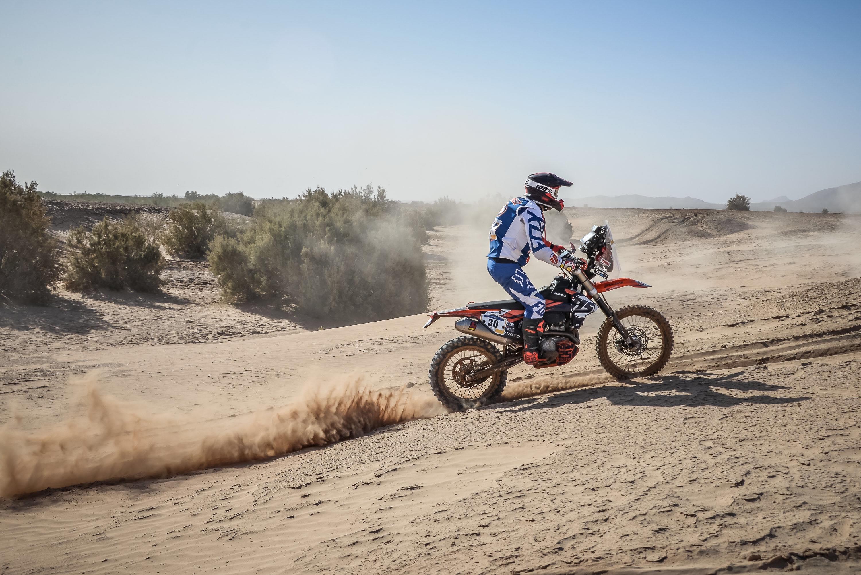 """Krzysztof Jarmuż po pierwszym etapie Merzouga Rally: """"Nie było lekko!"""""""