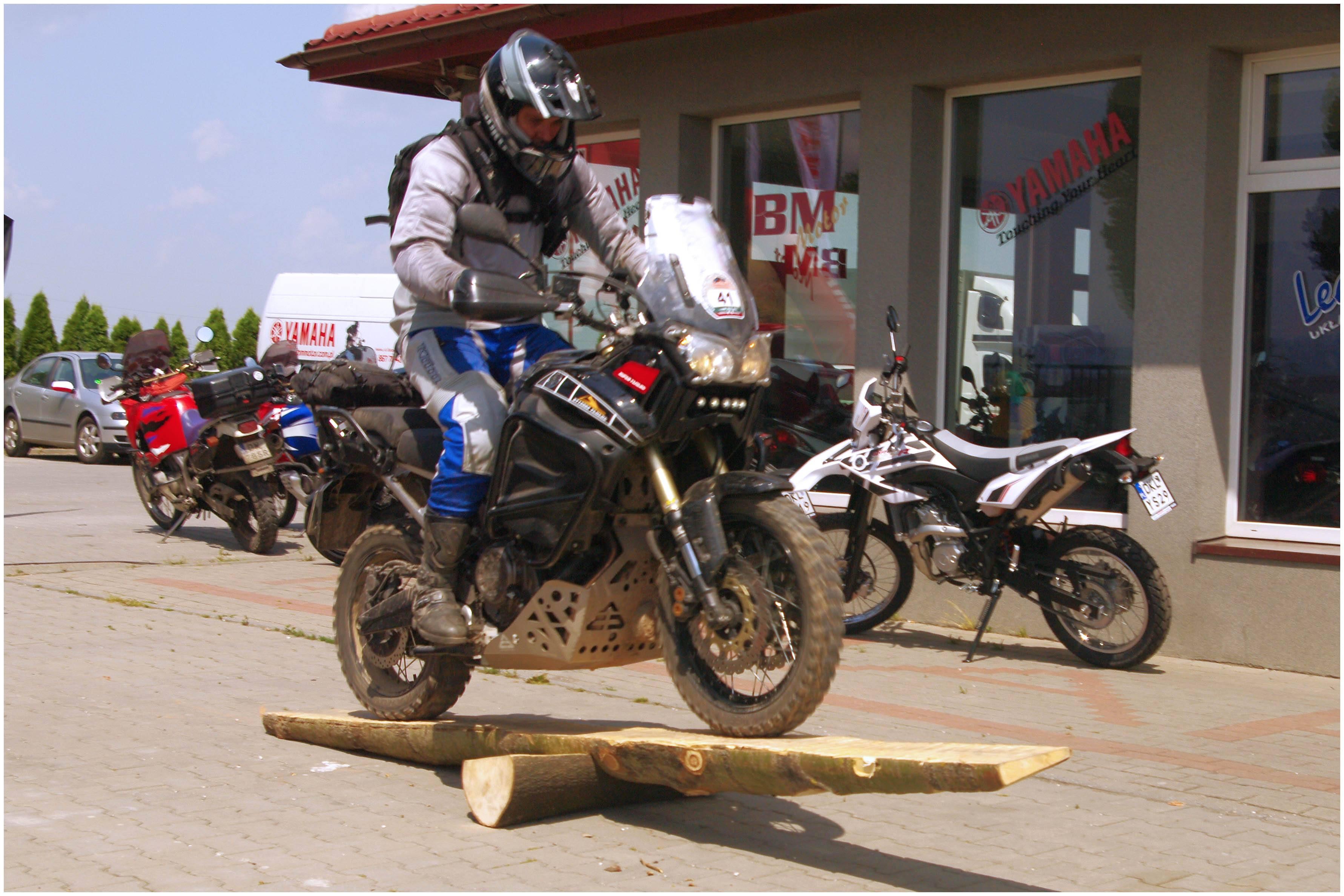 Turystyczne rajdy motocyklowe w 2018 roku. Kalendarz rajdów