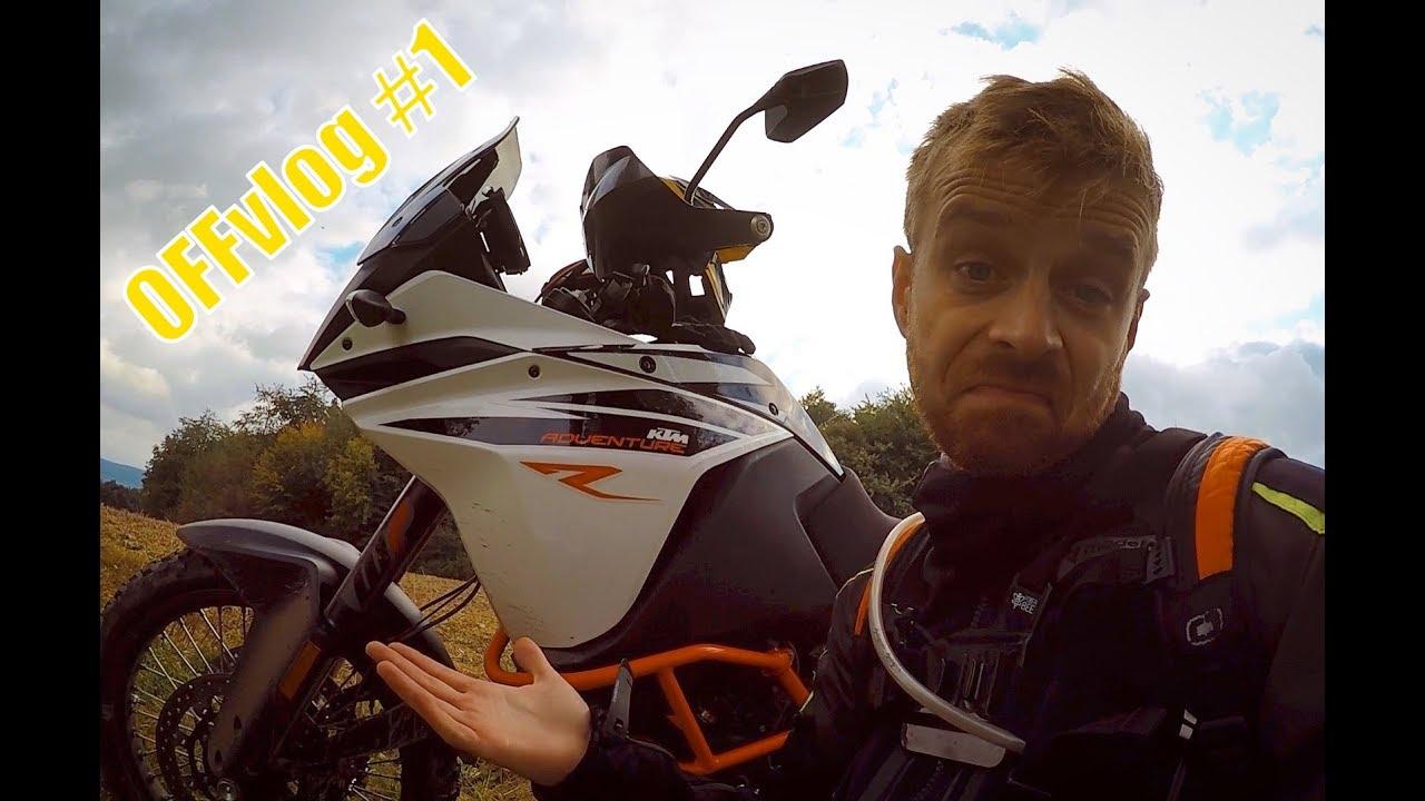 Dlaczego wybrałem KTM 1090 Adventure R? | OFFvlog #1