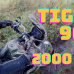 Triumph Tiger 900 Rally Pro po 2000 km