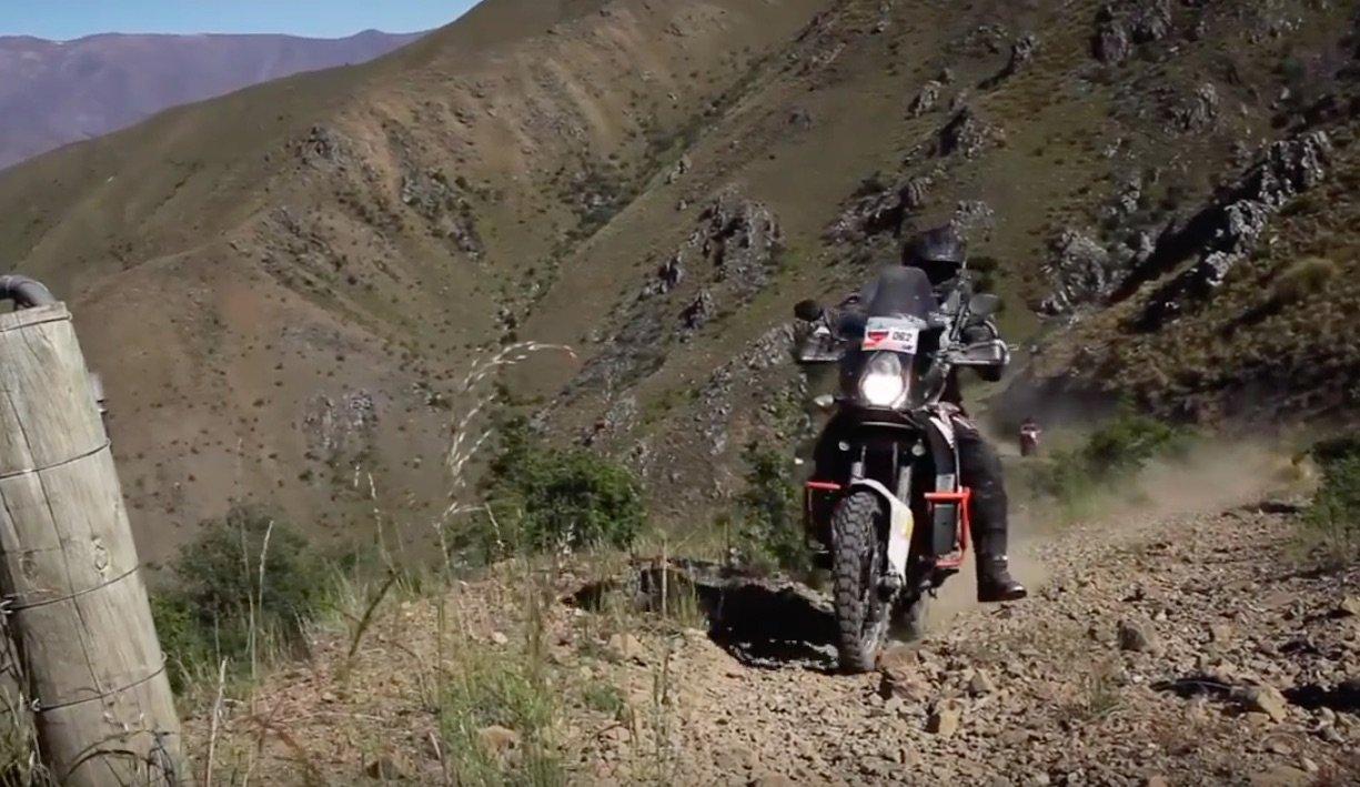 KTM Adventure Rally w Nowej Zelandii. Chris Birch i Adam Riemann