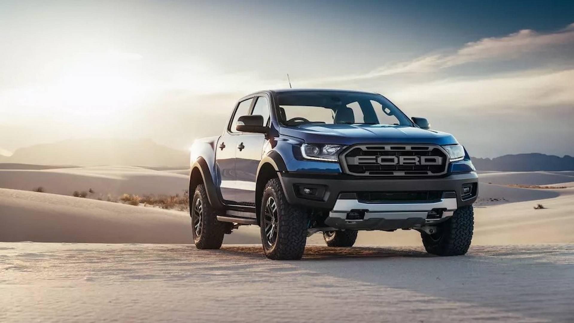Ford Ranger Raptor 2019 w… dieslu. Ciekawa decyzja Forda