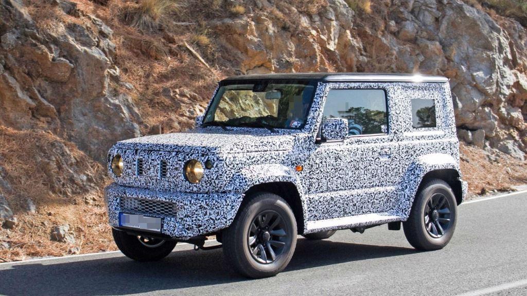 Suzuki Jimny wypada z oferty? Kiedy następca?