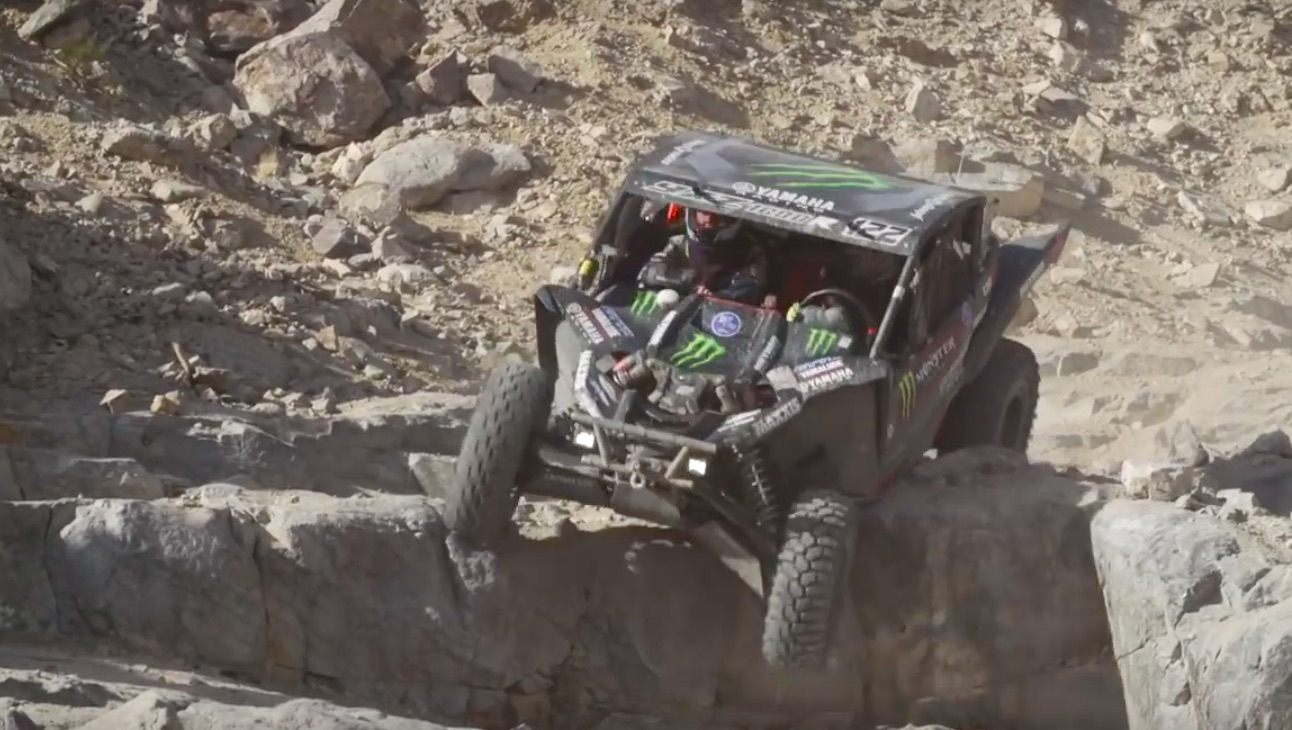 Do czego zdolna jest Yamaha YXZ1000R? UTV na King of the Hammers 2018